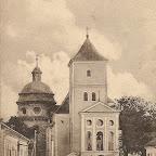 nr 4 Staszów Gubernia Radomska. Kościół z XIII wieku. Fot Ślusarski.jpg